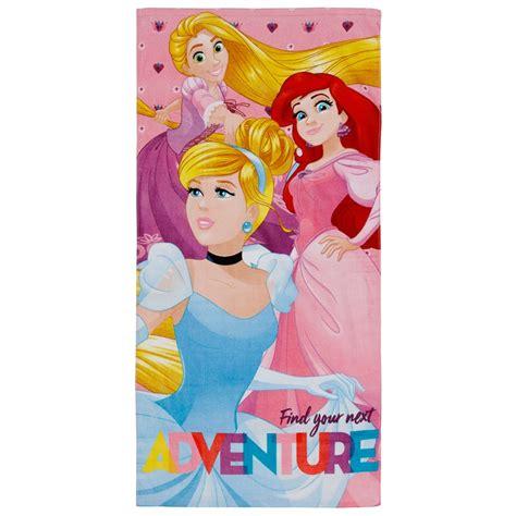 kids disney princess towel kids accessories beach towel bm