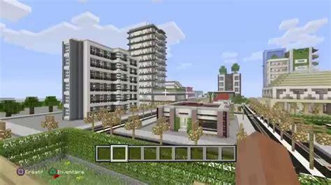 moderne ville de minecraft comment construire une ville moderne 233 pisode 1