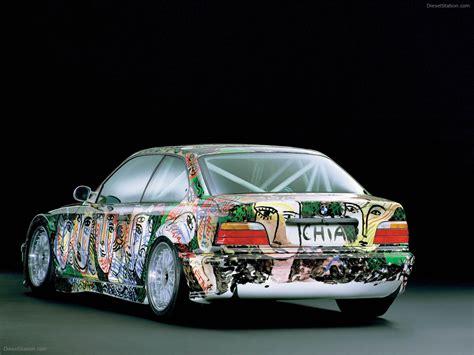 Bmw Art Cars Exotic Car Image 034 Of 38 Diesel Station