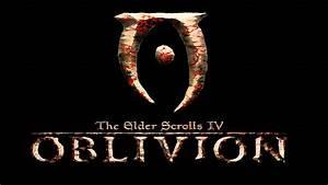 The Elder Scrolls Oblivion Logo - YouTube
