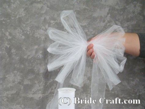 25 best ideas about tulle pew bows on pinterest wedding