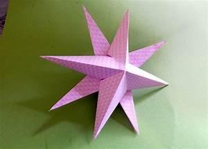 Sterne Aus Papier Falten : sterne falten bastelanleitung f r kinder und erwachsene ~ Buech-reservation.com Haus und Dekorationen