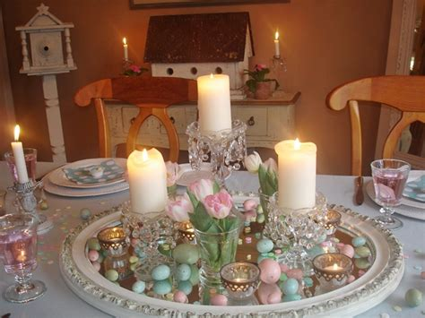 Easter Home Decor Styling: Robin's Egg Blue Dining Room