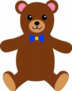 Free Baby Teddy Bear Clipart (61+)