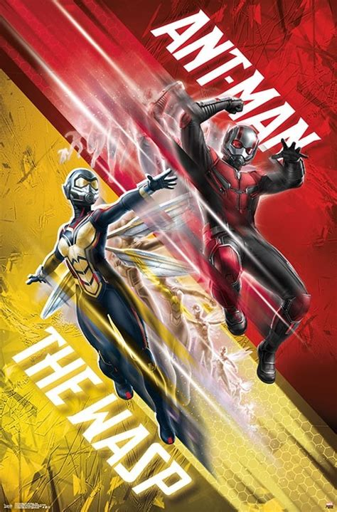 ant man and the wasp duo
