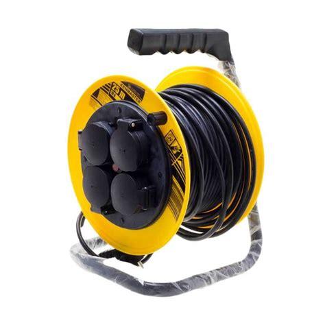 Harga Kabel Rca Roll jual kenmaster kabel roll 25 meter harga