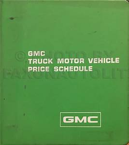1986 Gmc S15 Chevy S10 Wiring Diagram Original Pickup