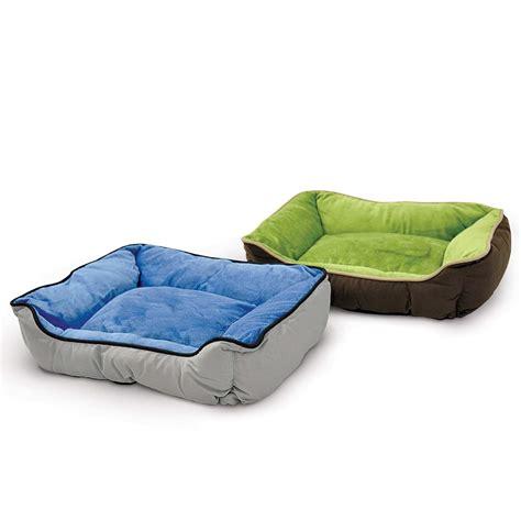 k h lounge sleeper self warming pet bed