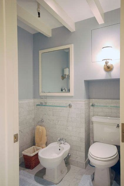 Tile Wainscoting Ideas by Bathroom Subway Tile Wainscoting Home Decor Marble