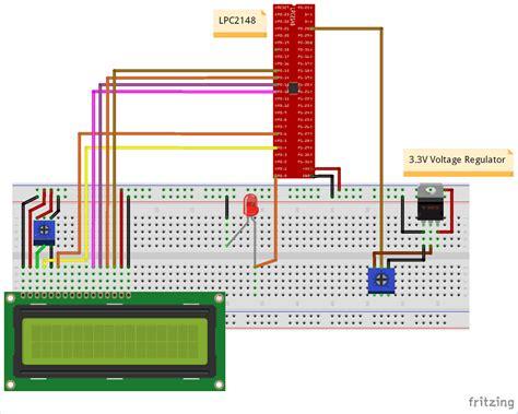 Arm Lpc Pwm Tutorial Controlling Brightness Led