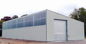 Hangar En Kit Bois : batiment industriel en kit batiments moins chers ~ Premium-room.com Idées de Décoration