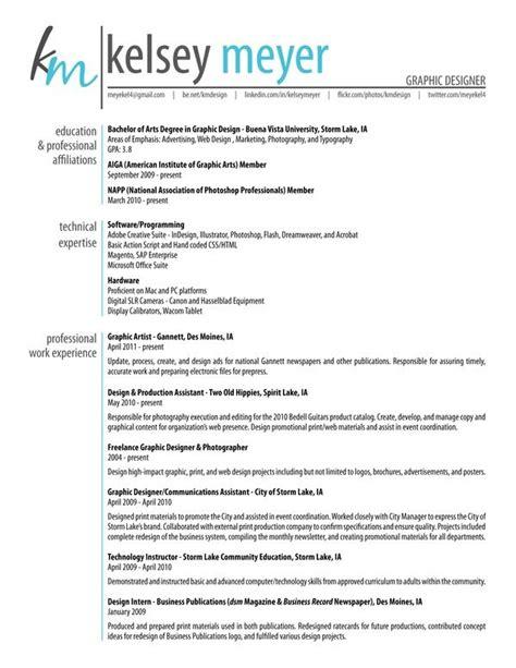 graphic designer cv sample career care resume design