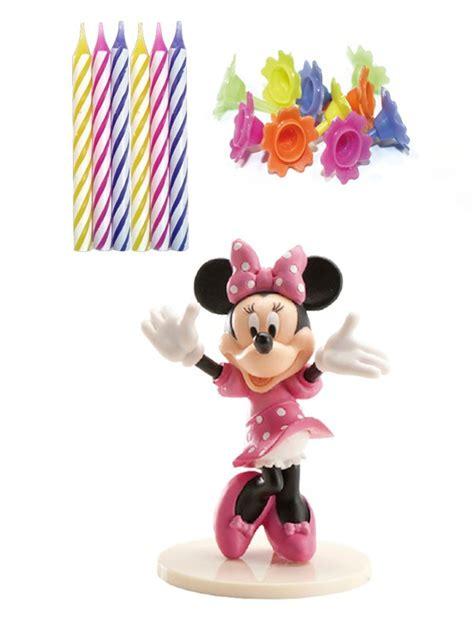 Decorazione Candele by Kit Decorazione E Candele Di Compleanno Minnie Addobbi E