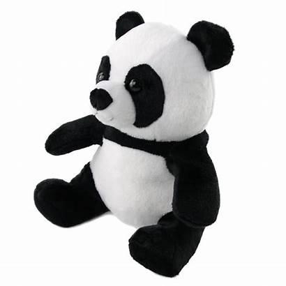 Panda Plush Stuffed Led Toy Luminous Doll