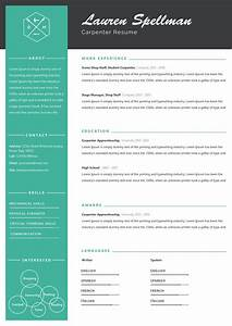 Resume Examples For Any Job Carpenter Resume Template 8 Free Word Excel Pdf