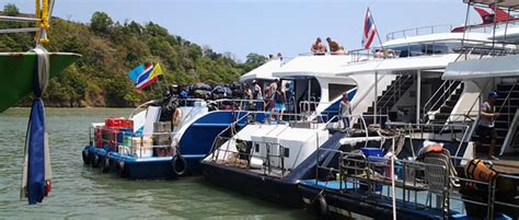 Fast Boat Phuket To Phi Phi by How To Get From Phuket To Krabi Bus Ferry Taxi Prices