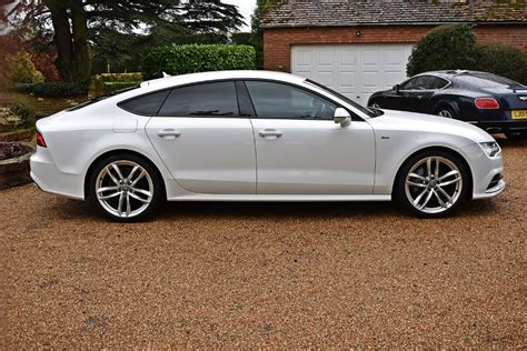 Audi A7 For Sale by Used White Audi A7 For Sale Kent
