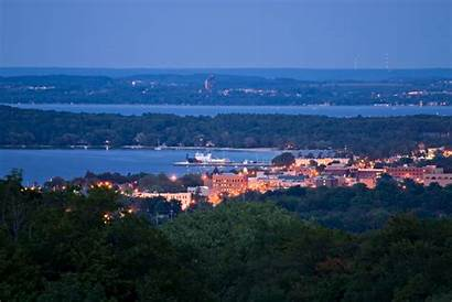 Towns Michigan American Coronavirus Charming America Visit