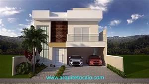Projeto Casa Sobrado 3 Suites  Arquitetocampinas Com