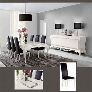 table et chaises design 7 salle 224 manger moderne With salle a manger 8 chaises