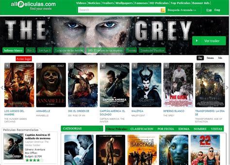 Las Mejores 5 paginas para ver y descargar películas