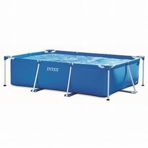 Piscine Tubulaire Hors Sol : piscine tubulaire rectangulaire 3 x 2 x achat vente piscine piscine 3 x 2 x ~ Melissatoandfro.com Idées de Décoration