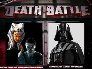 Death Battle (Ahsoka Starkiller vs. Darth Vader) by ...