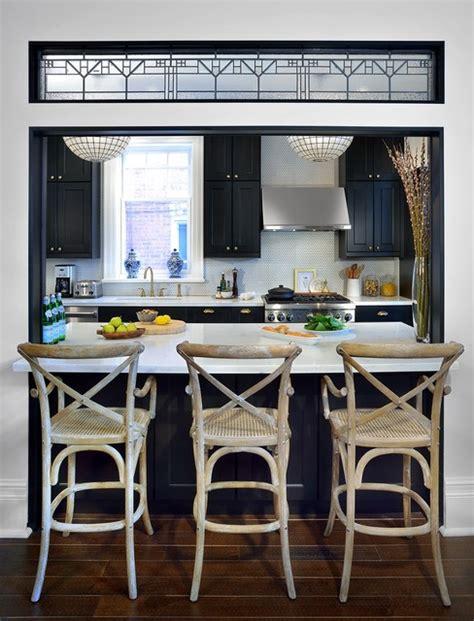 french bistro inspired kitchen riverdale toronto