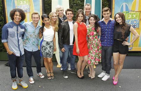 Teen Beach Movie 2 Cast Full List Of Disney Channel