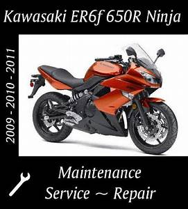 Purchase Kawasaki 650r Ninja Ex 650 Maintenance Service