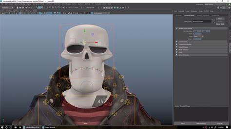 Animation Workflow in Maya 2018 - article | CGSociety