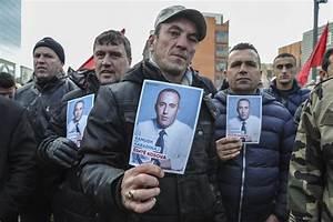 Kosovo opposition leader Haradinaj remains in France ...