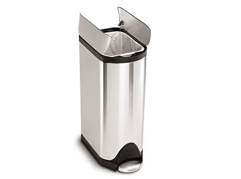 poubelle automatique cuisine les poubelles ne se cachent plus décoration