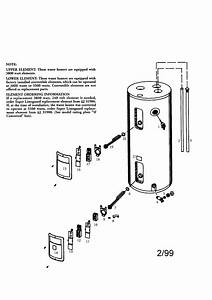 Kenmore Model 153316355 Water Heater  Electric Genuine Parts