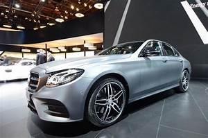 Nouvelle Mercedes Classe E : la nouvelle mercedes classe e detroit ~ Farleysfitness.com Idées de Décoration