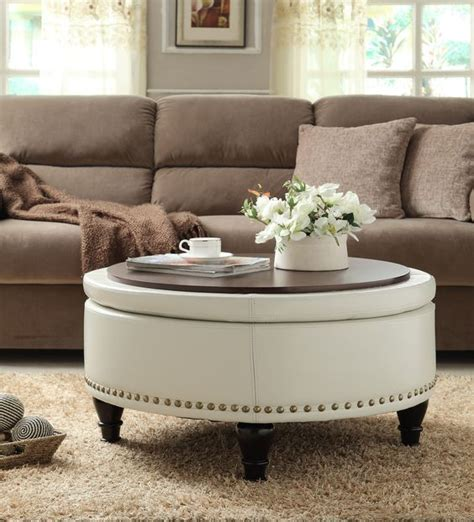 Ottoman Instead Of Coffee Table by Best 25 Ottoman Coffee Tables Ideas On Diy