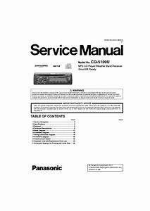 Panasonic Cq