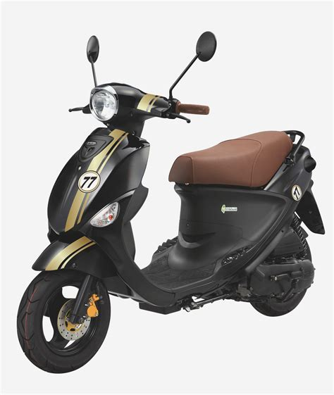 Pgo Ligero 50 Review Scooter News And Reviews Scootersales