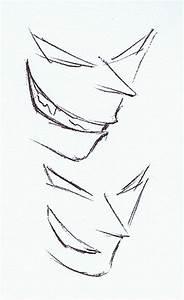 2D - 3D Anime Evil Smirk by Cadc on DeviantArt