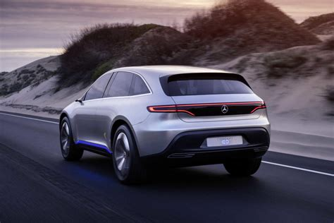Suv Electric Car by Mercedes Concept Eq The Electric Suv Of The Future