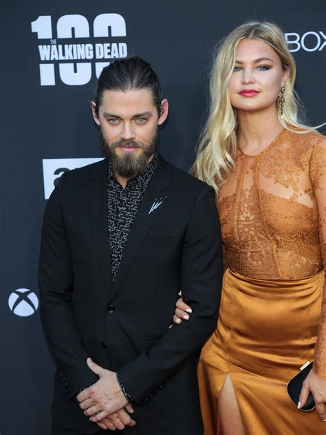 tom payne photos tom payne and jennifer akerman photos photos zimbio