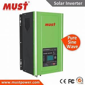 1kw 2kw 3kw 4kw 5kw Hybrid Mppt Solar Inverter For Solar