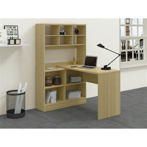 Office Furniture Yeadon by Latitude Run Yeadon L Shape Writing Desk With Hutch