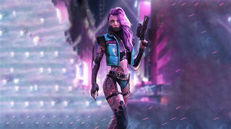Feel free to download any artworks in 4k, 5k or 8k resolutions. Cyberpunk, Girl, Sci-fi, 4k, - Cyberpunk 2077 Wallpaper Phone - 3840x2160 - Download HD ...