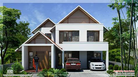 beautiful villa elevations kerala house design