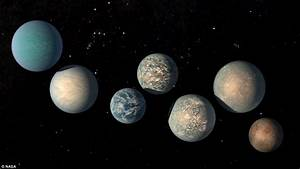 Research reveals more about TRAPPIST-1 planets | Daily ...