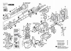 Buy Bosch 11318evs Demolition Hammer Sds-max U00ae