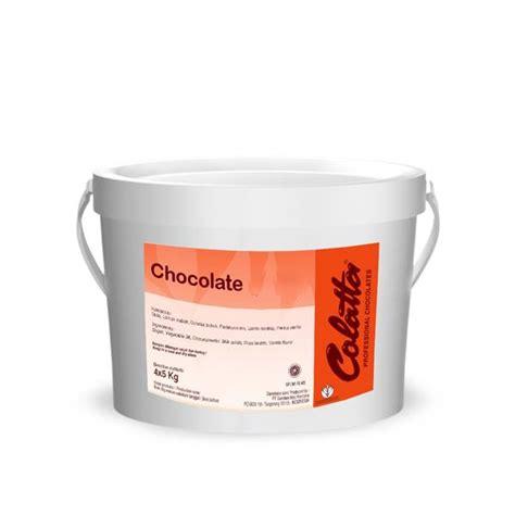 Colatta Glaze Pail 5 Kg prof choco couverture milk colatta 1 kg terralynx 06