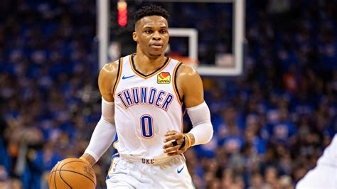 As he made his way into the tunnel, a fan dumped popcorn. The Rockets' Russell Westbrook Trade Presents More ...