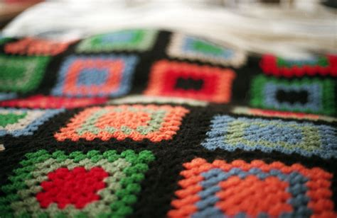 What To Do With Crochet Granny Squares